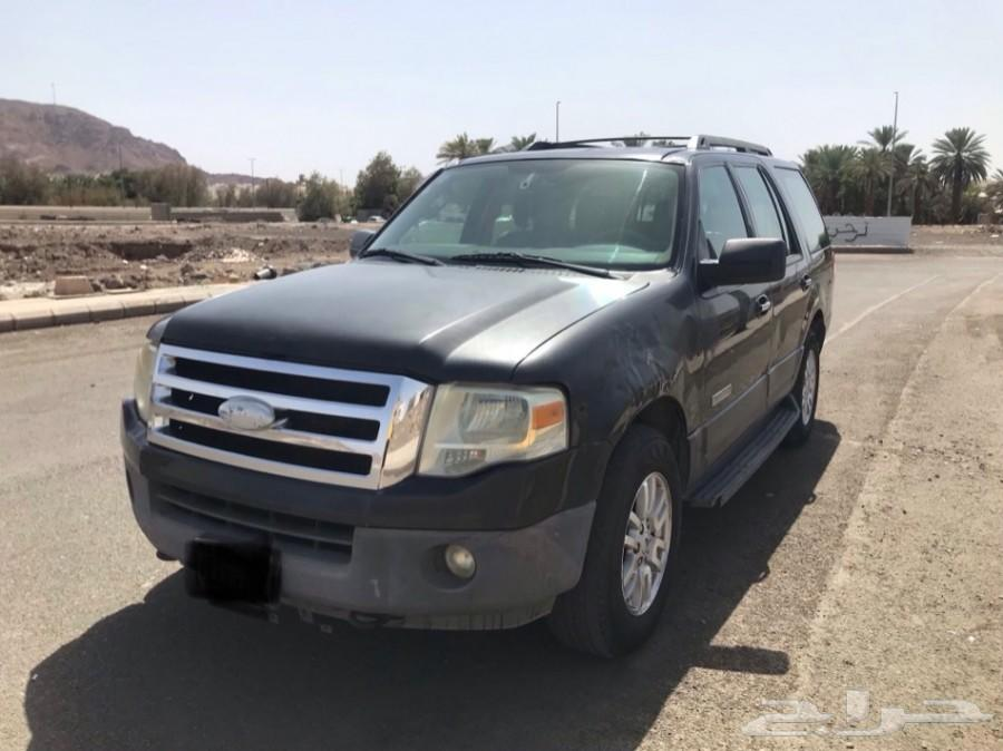 Ford Expedition 2007 اكسبدشن
