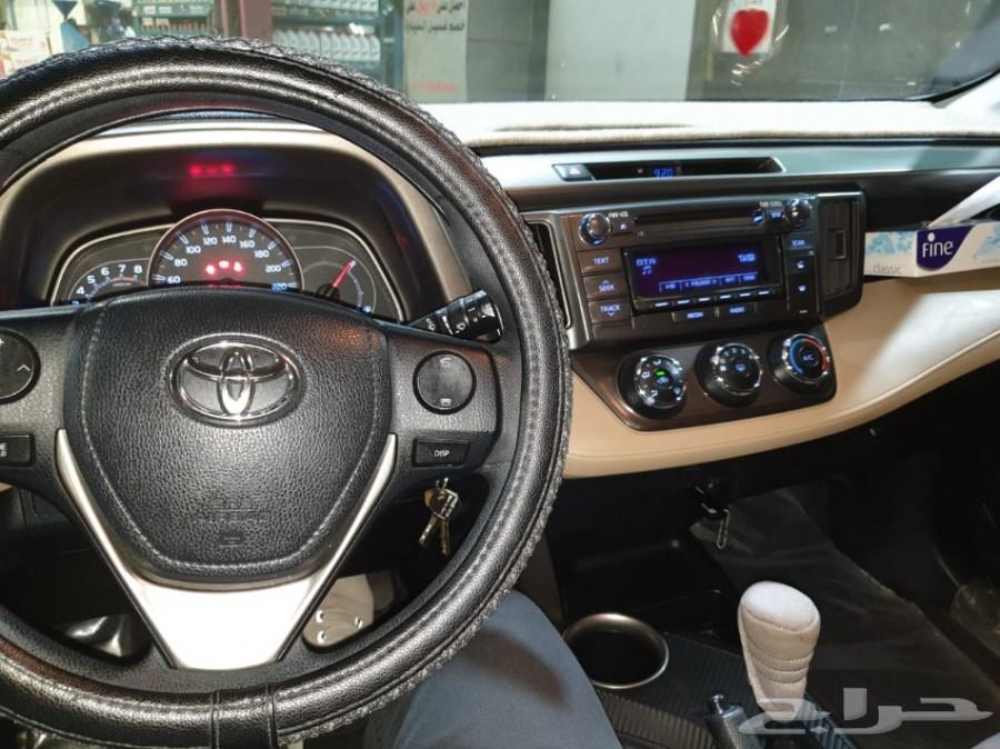Toyota Rav4 2015 model