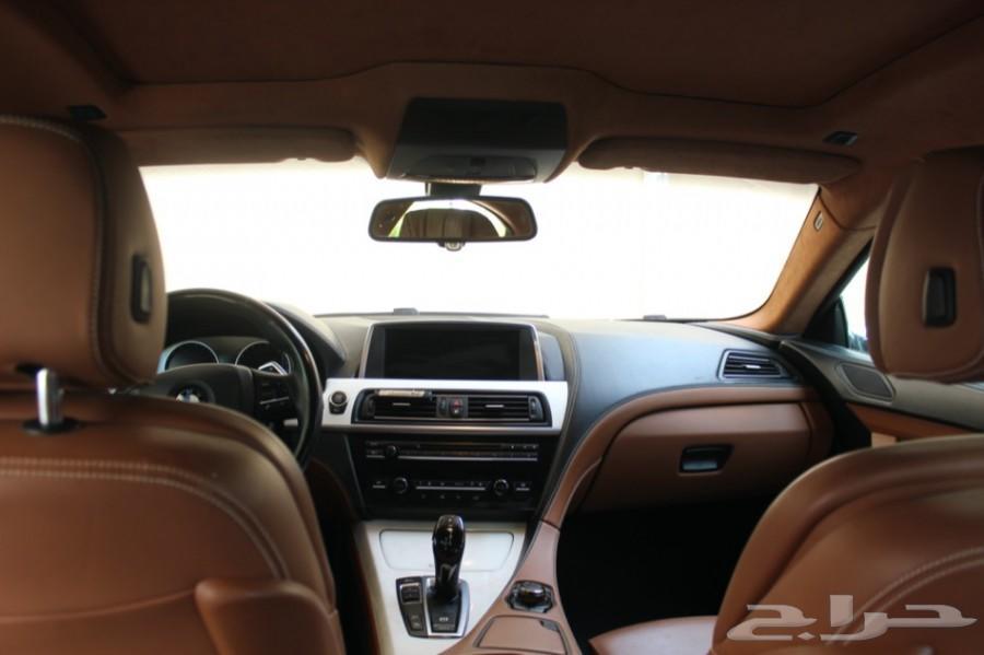 BMW pearl edition-اصدار اللؤلؤه الفئة 6