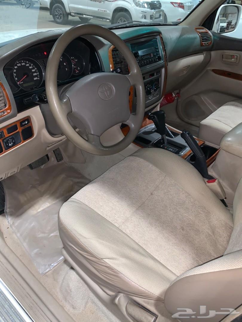 تم البيع جي اكس ار سعودي 2003 ابيض