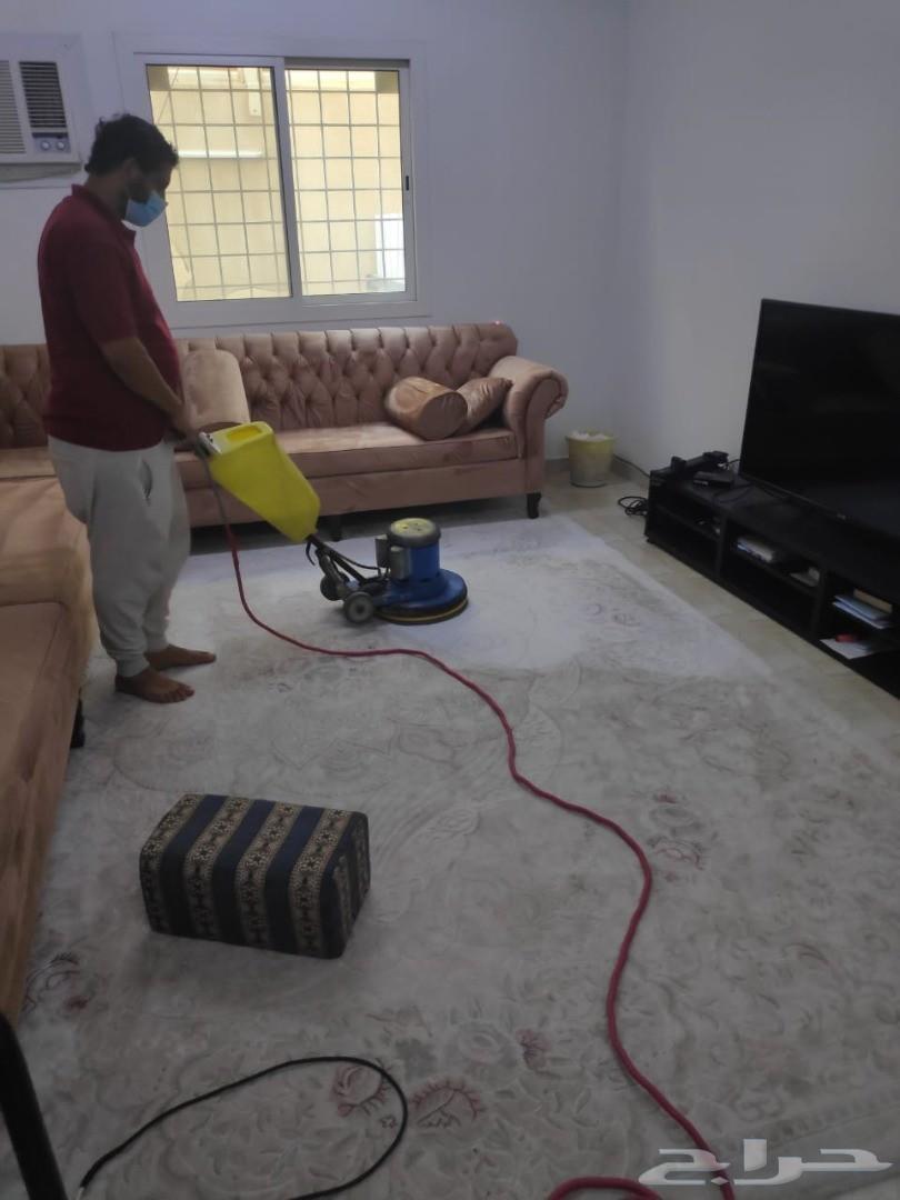 شركة تنظيف منازل بيت بركيه بالرياض
