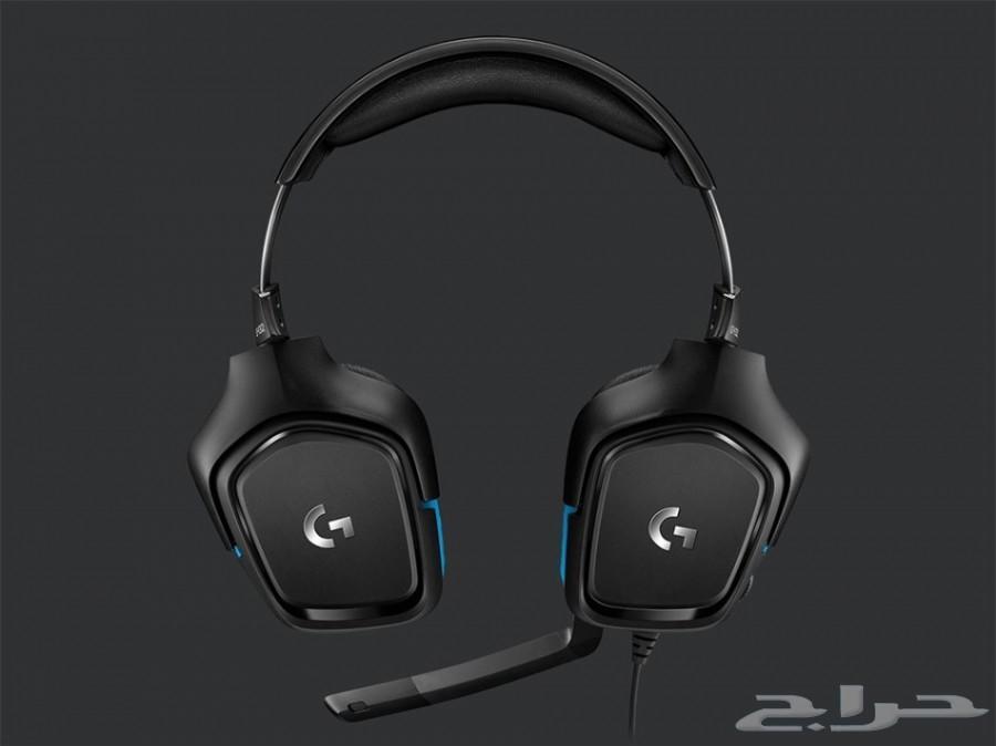 سماعة لوجيتك G432 المحيطية