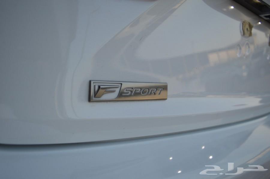 ليكزس IS 200 T F SPORT 2016 لؤلؤي( تم البيع )