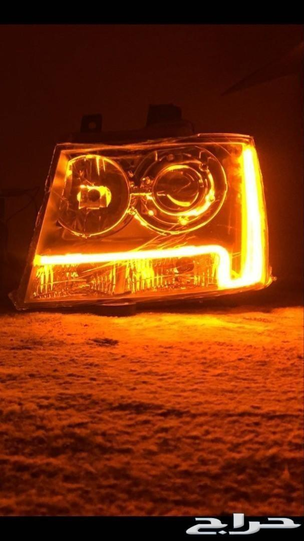 عدسات شمعات لتاهو 2007_ 2014