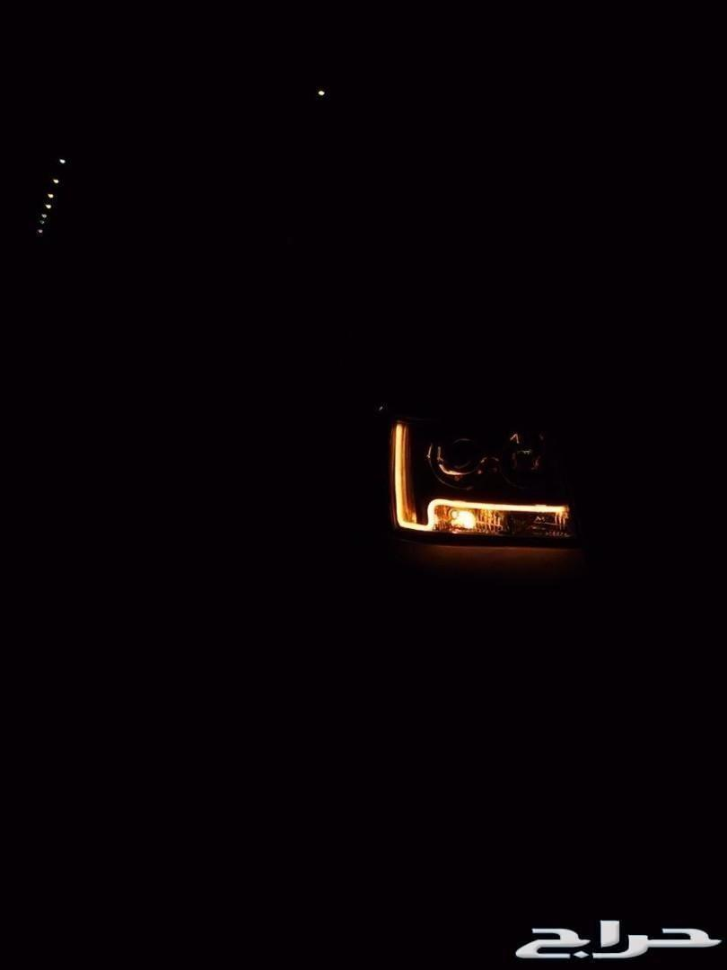عدسات تاهو - سوبربان -يوكن 2007-2014