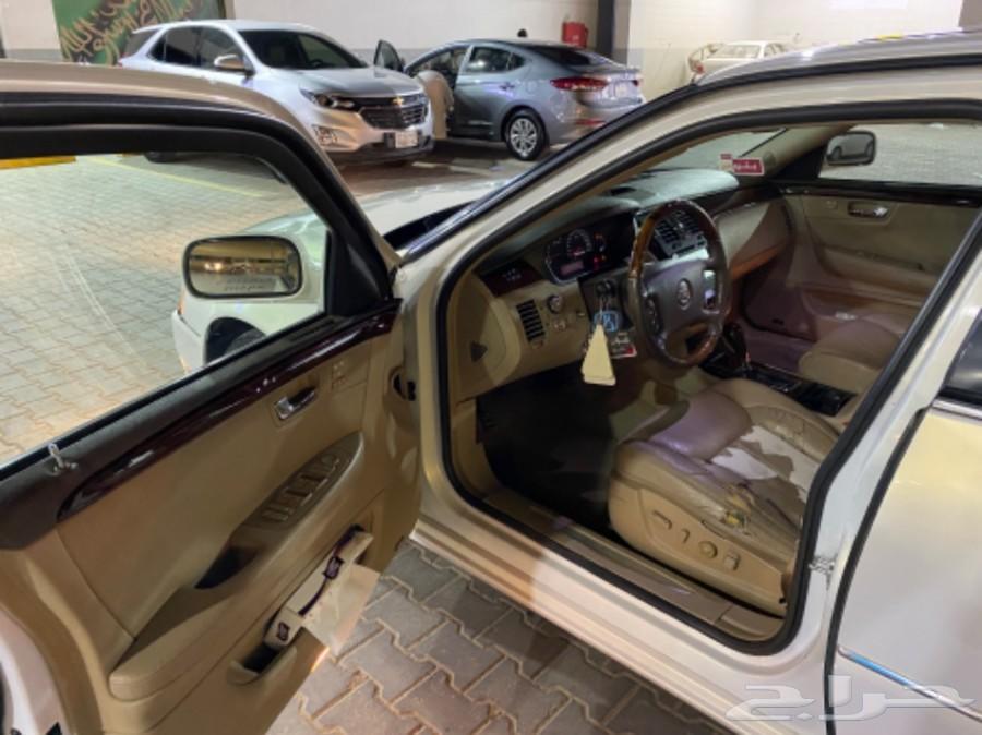 للبيع كاديلاك ديفيل DTS 2006 سعودي