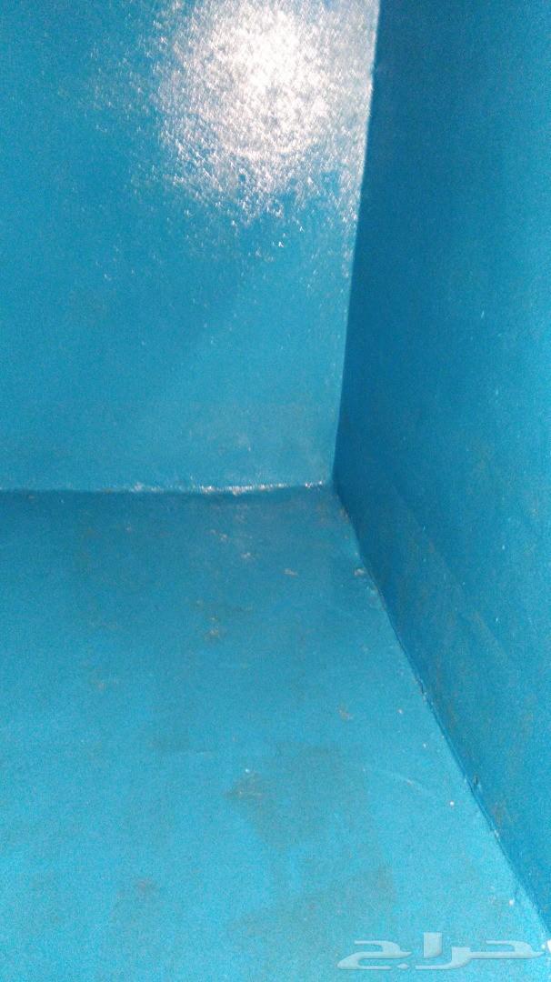 تنظيف خزانات المياه غسيل خزانات عزل خزانات