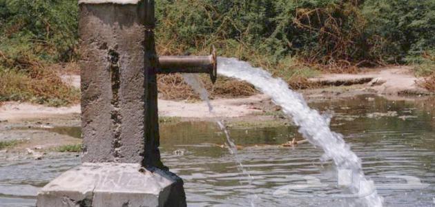 تحديد اماكن تواجد المياه الجوفية 50383504