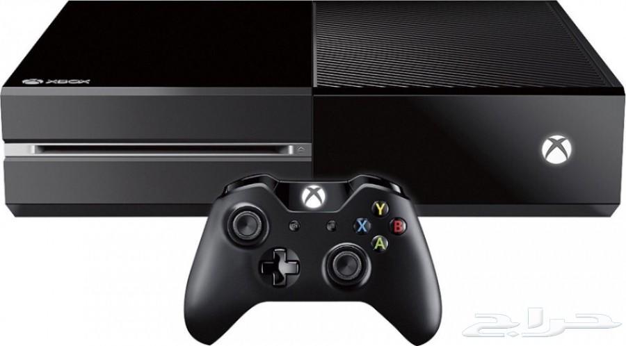 XBOX ONE (BLACK) اكس بوكس ون أسود