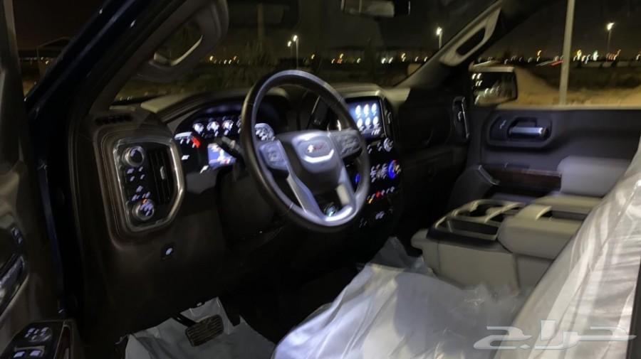 جي ام سي سييرا 2019 تم البيع تم البيع