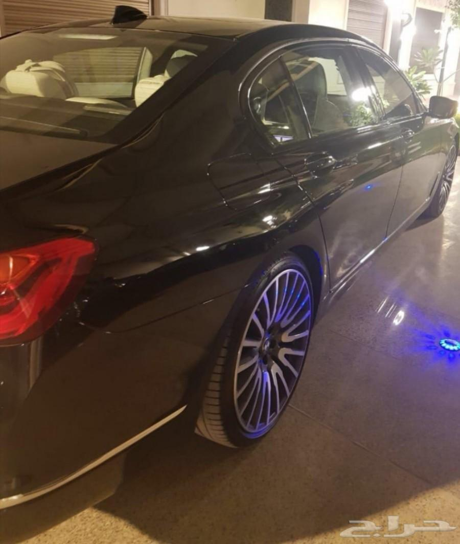 BMW وكاله 2016  750