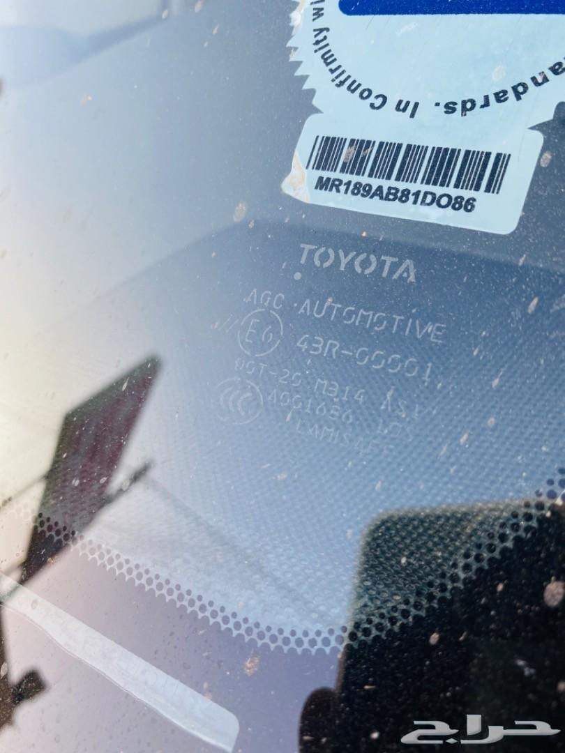 تويوتا - جي اكس ار - 2012 ( تم البيع)