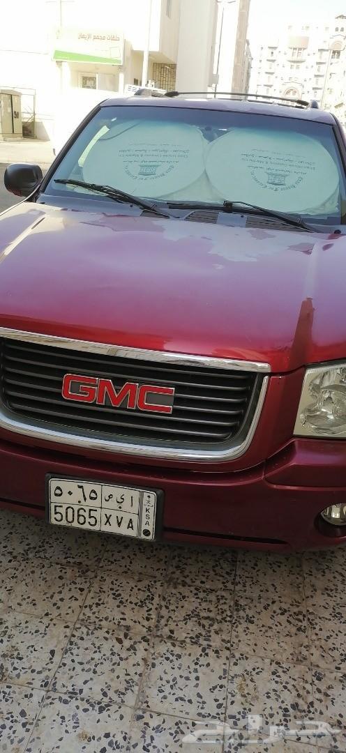 GMC انفوي مديل2002 فل اوبشن