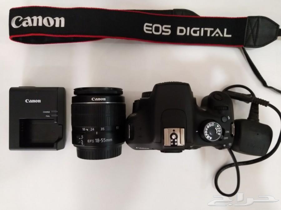 كاميرا كانون eos1200D