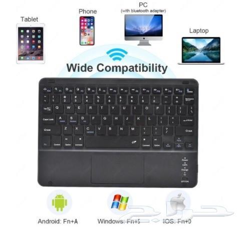 كيبورد ايباد - لوحة مفاتيح ايباد TouchPad Key