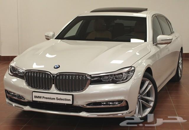 2018عرض خاص BMW 740Li Sedan - Excellence