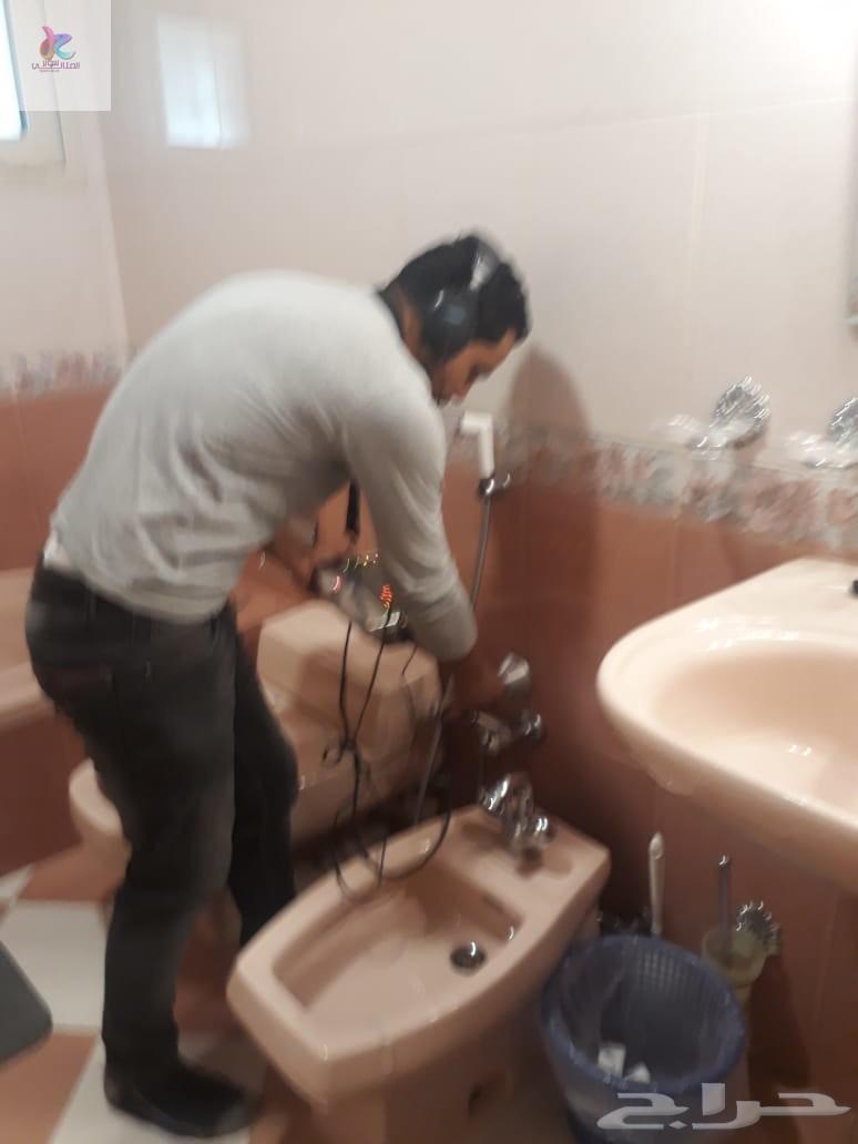 شركه كشف تسربات المياه وتنظيف خزانات بالمدينه