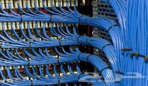 تجهيز شبكات للمكاتب والشركات