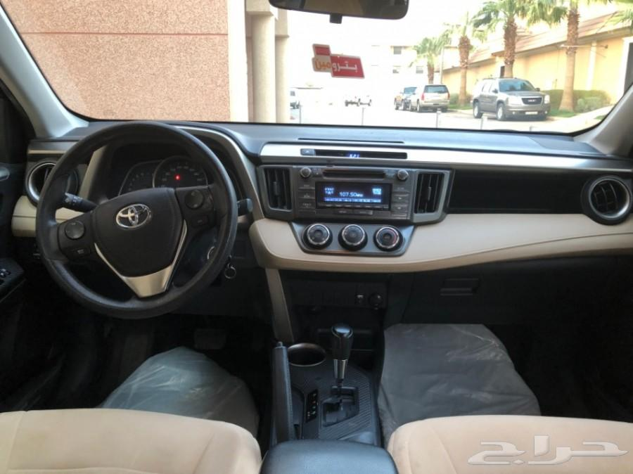 تويوتا راف فور 2015 Toyota RAV4