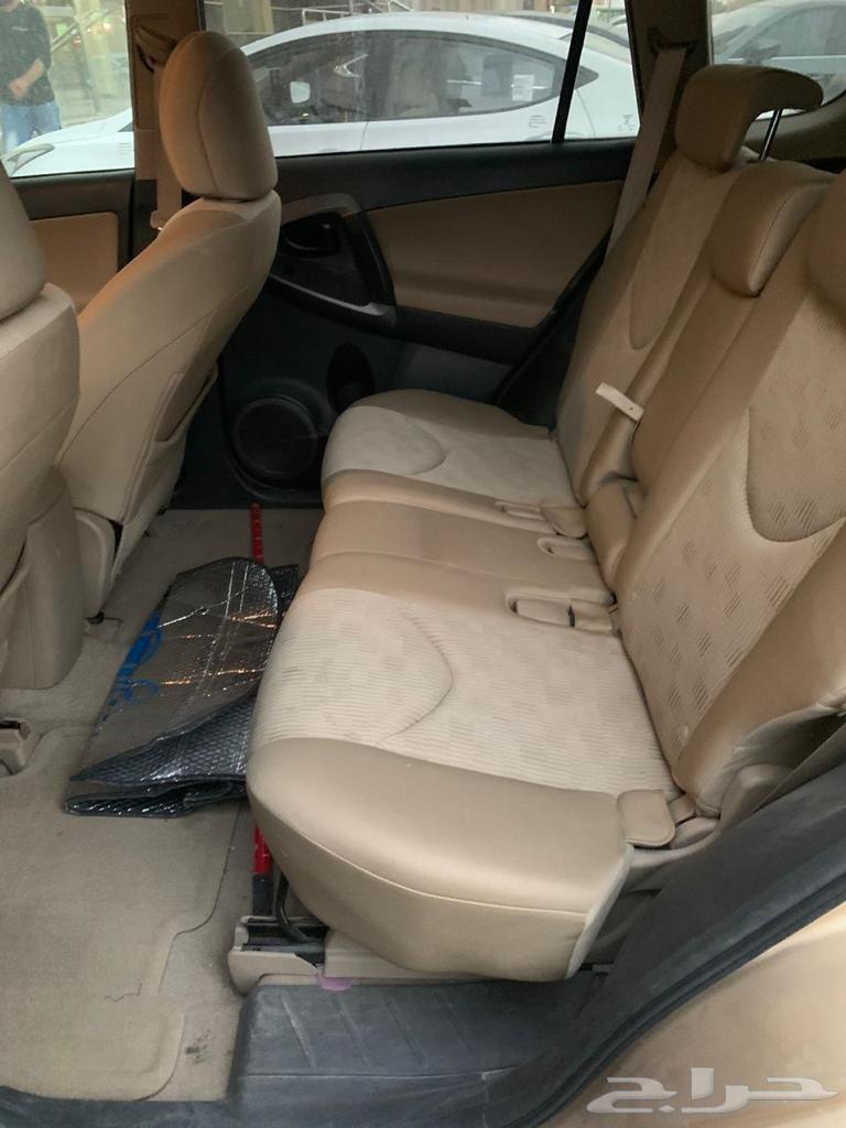 سيارة تويوتا راف فور 2009 للبيع