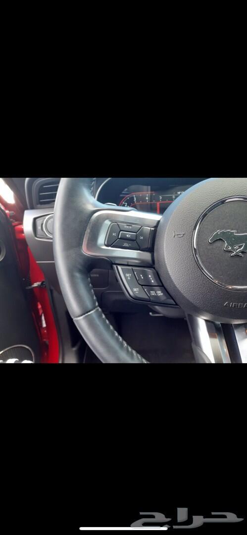 فورد موستنج GT بريميم موديل 2019 مباع