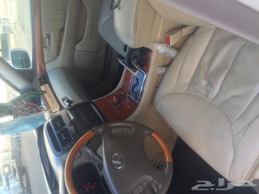 لكزس LS430 لوحات اماراتيه