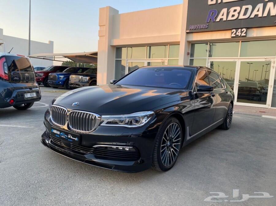 BMW MASTER 750 خليجي 2018