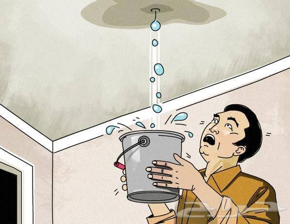 شركة كشف تسربات المياه وعزل الخزانات بالضمان