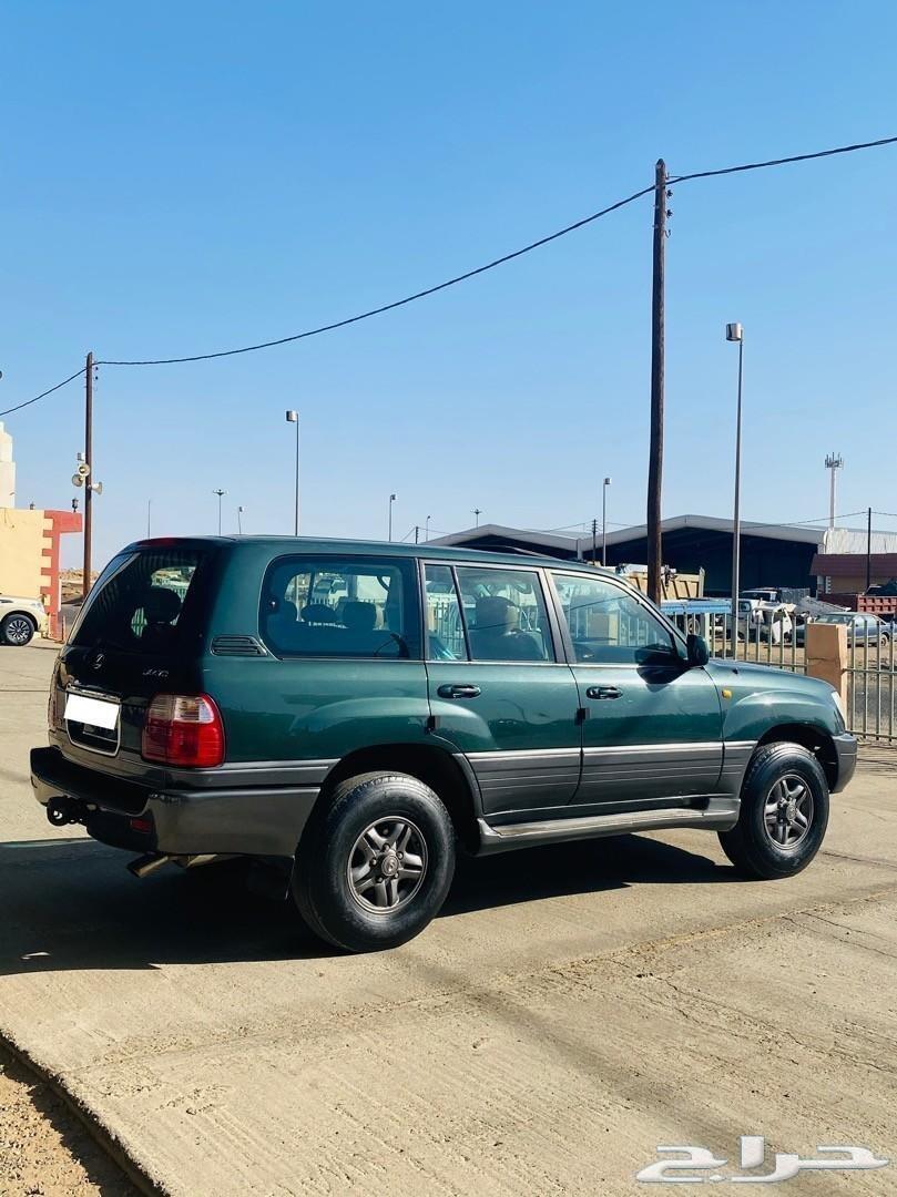 جيب - لكزس - 2000 ( تم البيع )