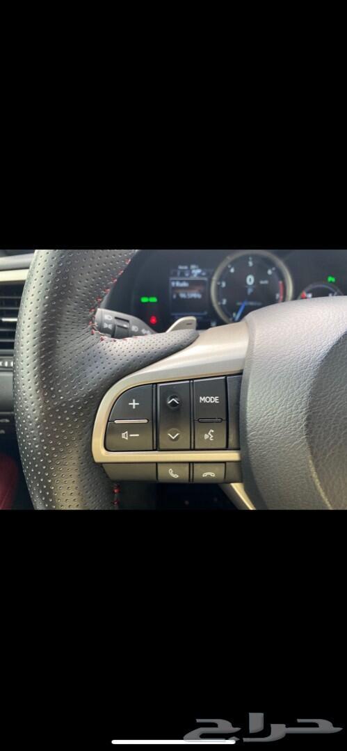 للبيع لكزس Rx350 F سبورت موديل 2017
