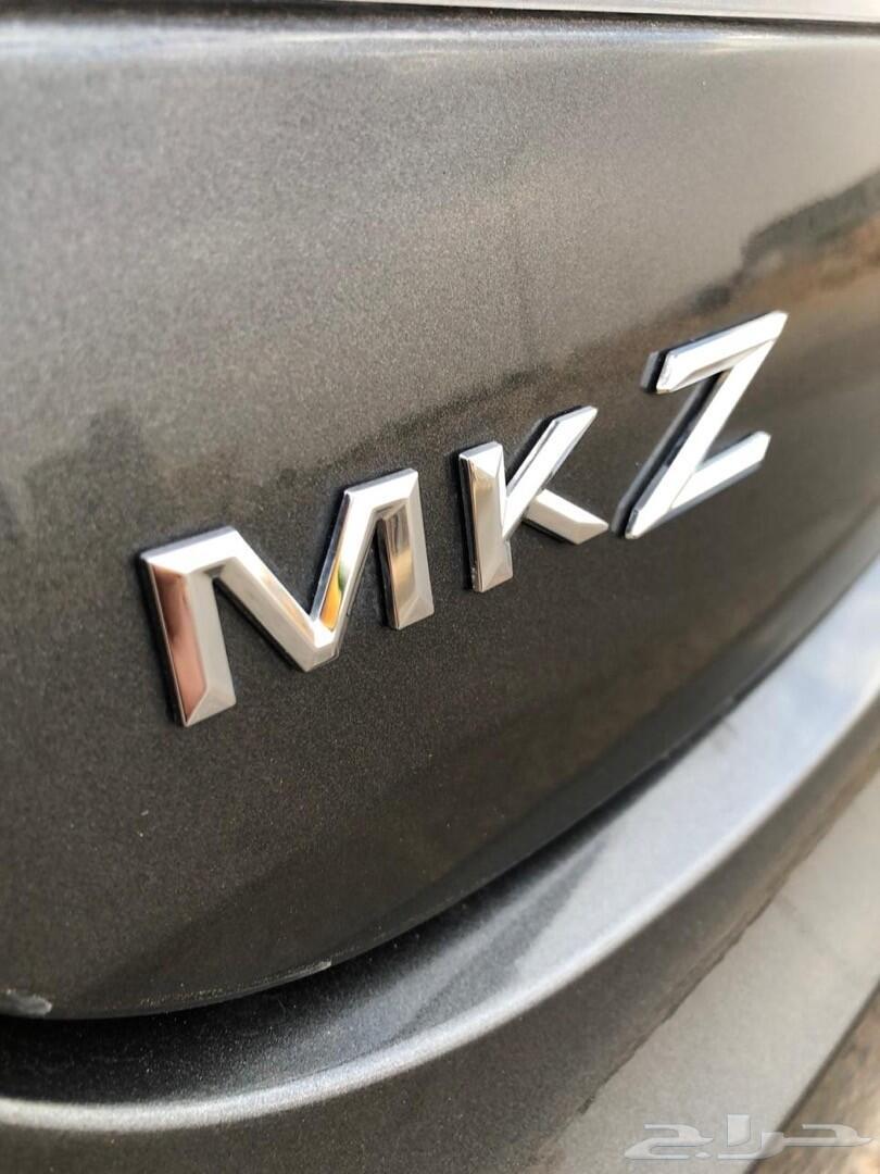 لنكون MKZ 2016 بحاله ممتازه جداا