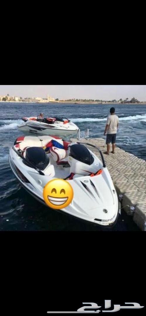 تاجير دباب بحر او جيت بوت في خور سعود