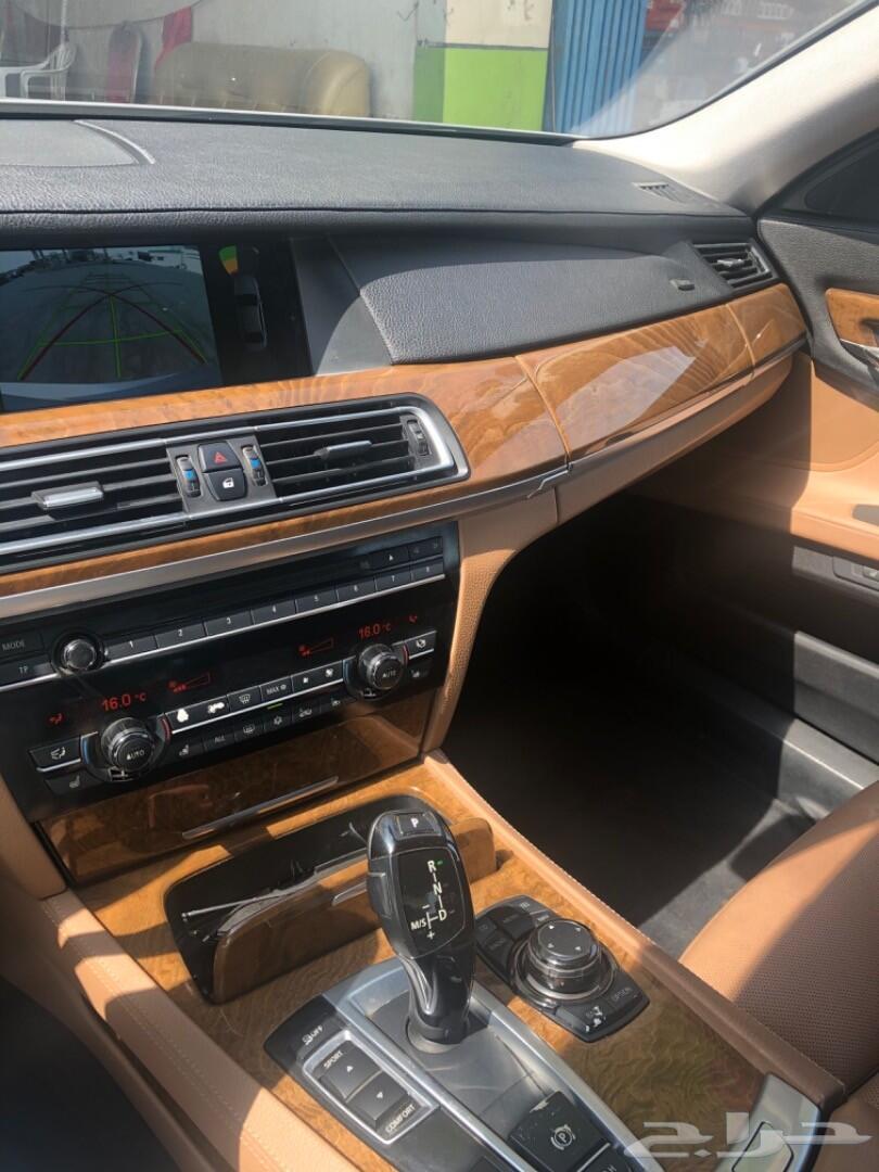 BMW 750il موديل 2009