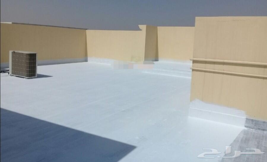 شركه عوازل خزانات وعزل أسطح مبلاطه بالرياض