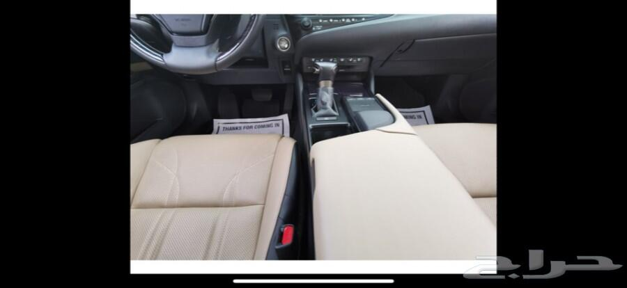 للبيع لكزس Es350 بريميم موديل 2019 استيراد
