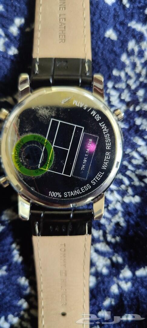 ساعة تومي اصليه
