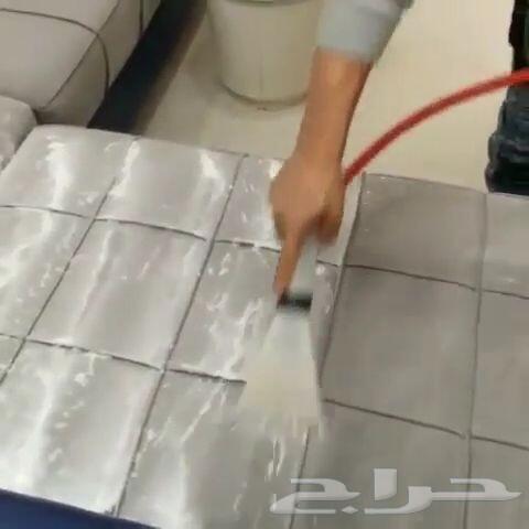 شركة تنظيف شقق مجالس خزانات مكيفات رش مبيدات