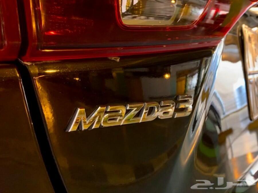 للبيع سياره مازدا 3