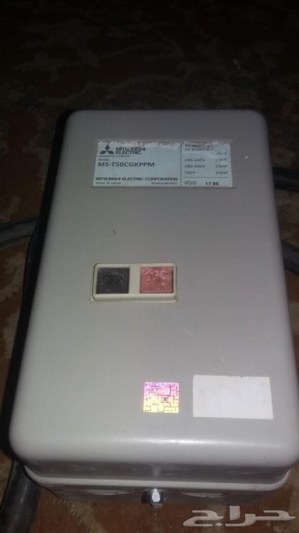 حساس كهرباء 380