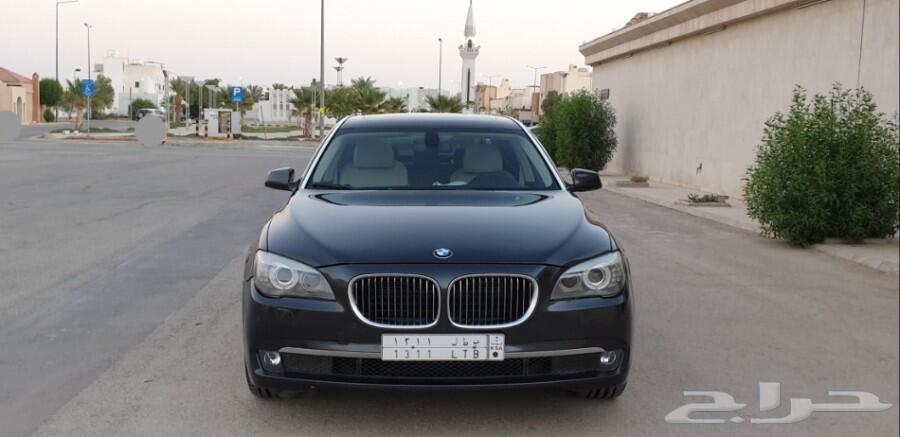 BMW 730LI 2010