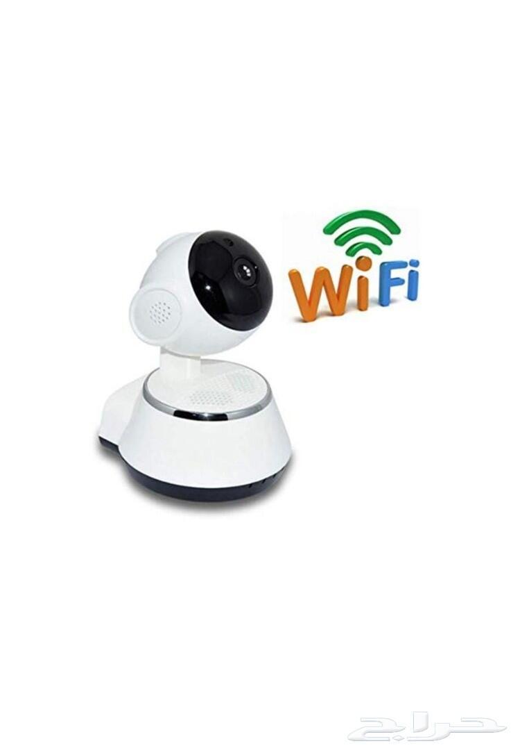 كاميرا مراقبه للأطفال والمنزل