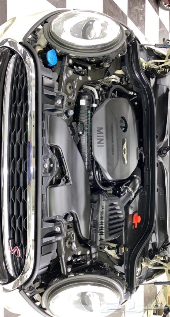 بي ام دبليو ميني كوبر S 2018