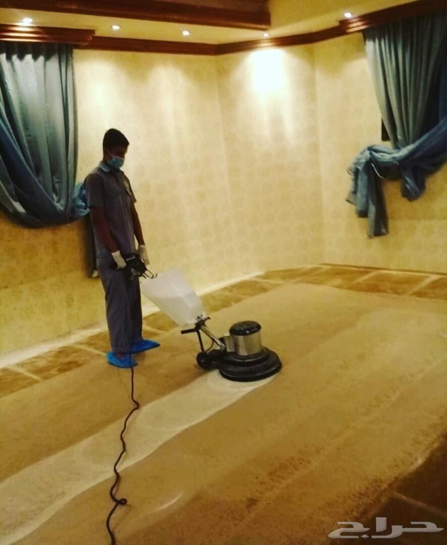 شركة تنظيف منازل فلل تنظيف شقق مجالس خزانات