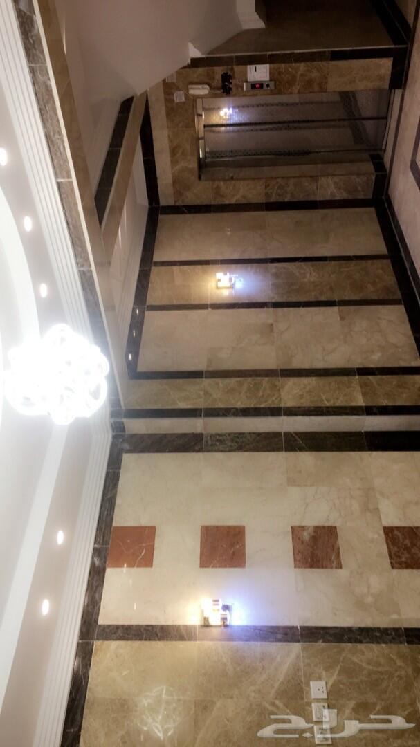 شقق حي المروة 5 غرف وصالة وخادمة مقابل المطار