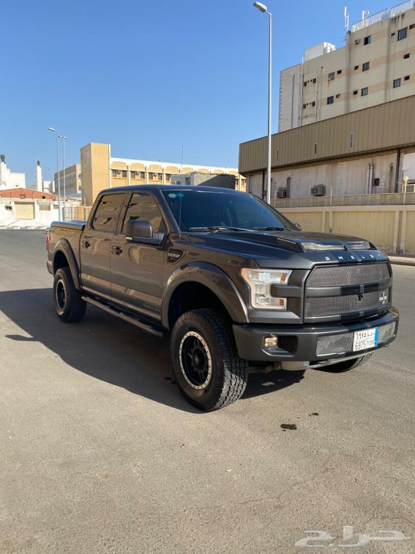 FORD F-150 SHELBY 700HP