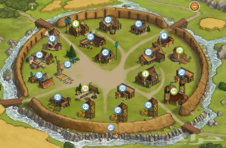 قرية ترافيان للبيع