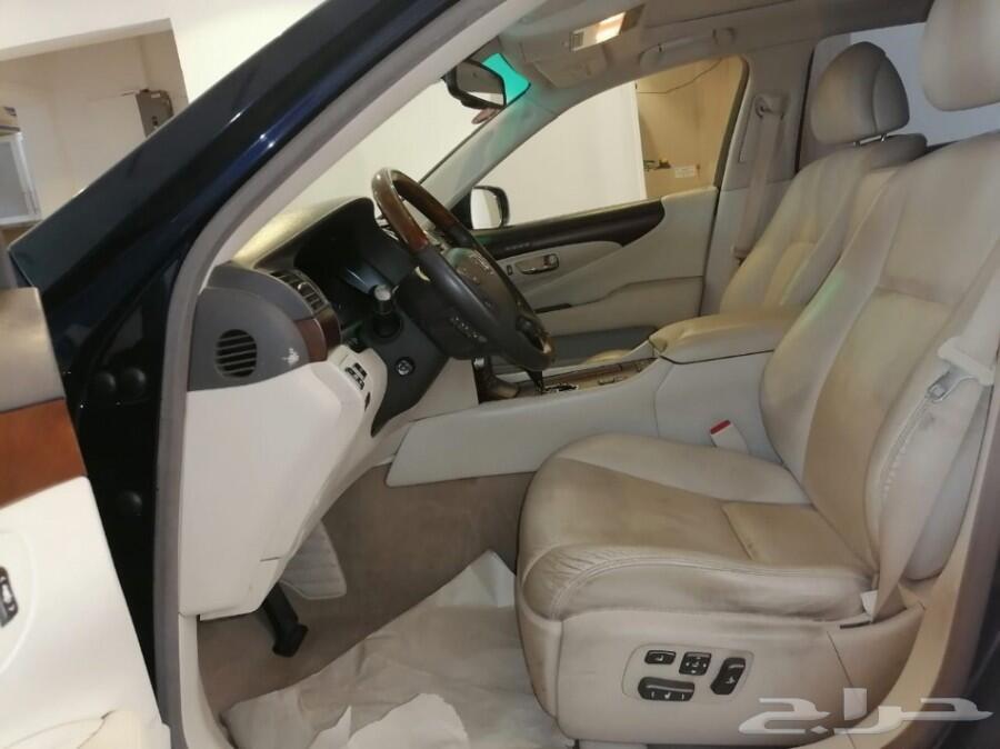 لكزس LS460L- موديل 2012
