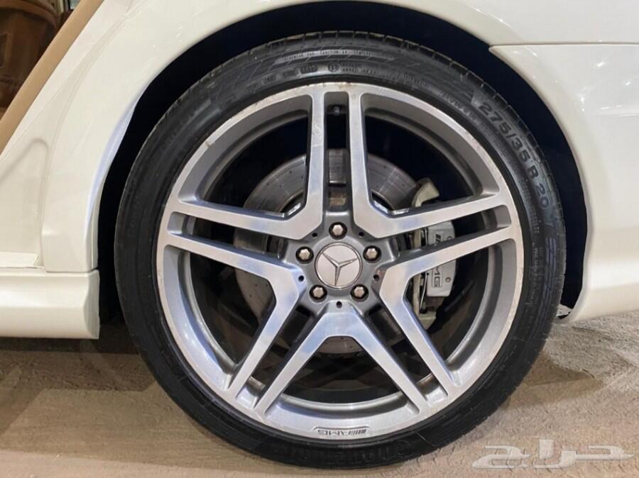 مرسيدس - S63 - AMG - جفالي - 2009م