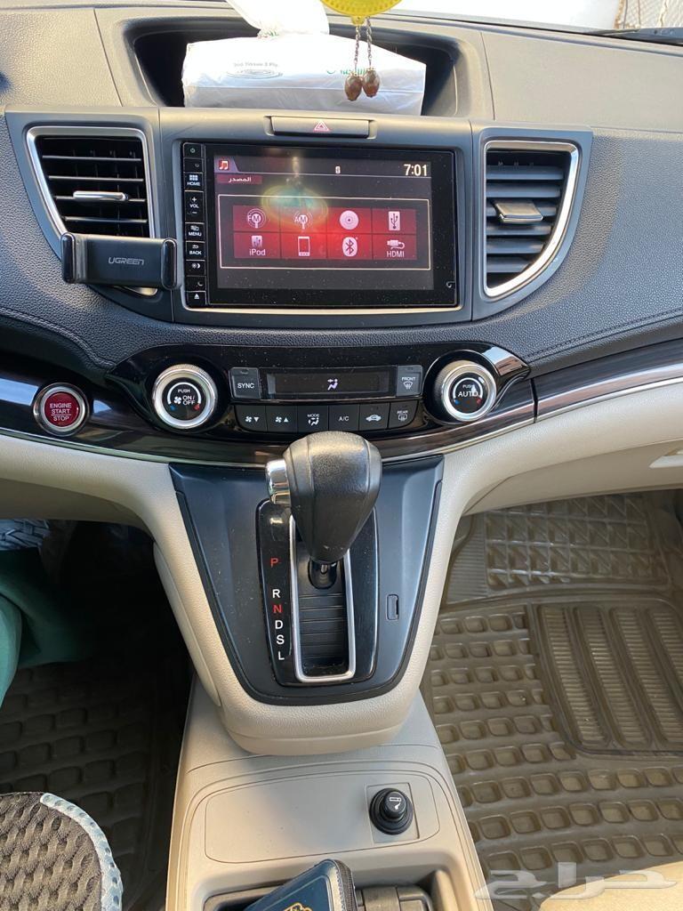 Honda CRV 2015 126000