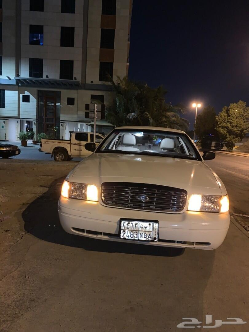 فورد كراون فكتوريا سعودي بوليسي P71